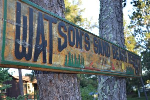Watson's Sand Beach Resort